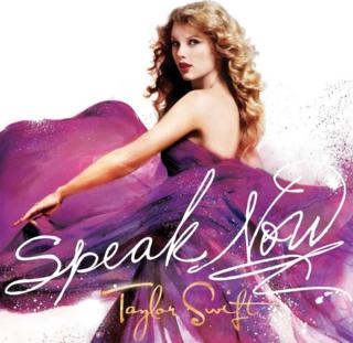 Speak Now album cover