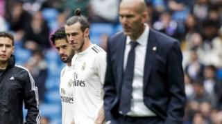 Kocha wa Real Madrid, Zinedine Zidane hana budi kumtegemea Bale