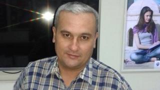Журналист Бобомурод Абдуллаев