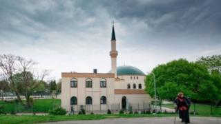 Foto ilustrasi: Masjid di Austria.