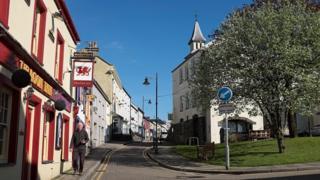 Narberth, Pembrokeshire