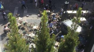 जर्मनी व्हॅन अपघात