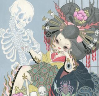 Jigoku Dayu by Jinko Mizuno