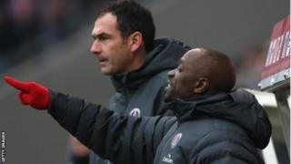 Claudio Makele kuwa naibu wa kocha Swansea