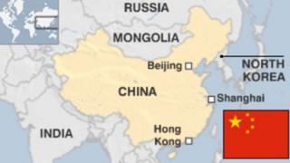 Ramani ya China