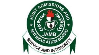 JAMB logo.