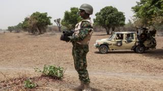 Army in northern Nigeria