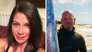 Noemi Gergely is believed to have been shot by her boyfriend Titus Bradley