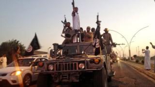 EI em Mosul