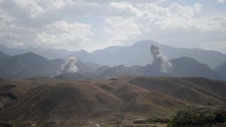ABD'nin Afganistan'da hava bombardımanı