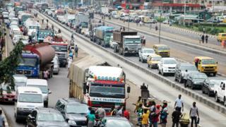 Lagos Ibadan Express