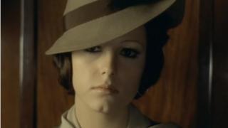 Konformist filmindən bir səhnə