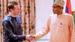 Jamie Angus na Muhammadu Buhari