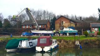 Emergency services at Osney