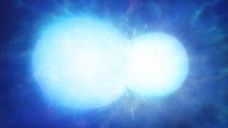 Merged White Dwarf WDJ0551+4135