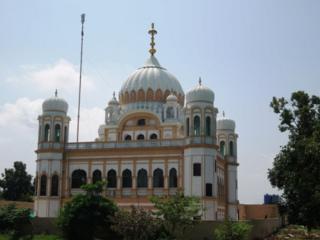 கர்டர்பூரில் உள்ள குருத்வாரா தர்பார் சாஹிப்
