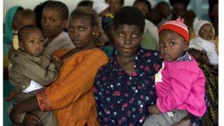 Mata da yara a kasar Ghana