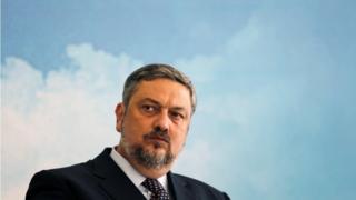 O petista Antonio Palloci, que foi ministro nos governos Lula e Dilma