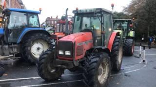 Tractors in Dublin