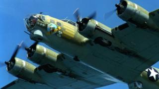 B-17G Nine-onine фонда Collings Foundation