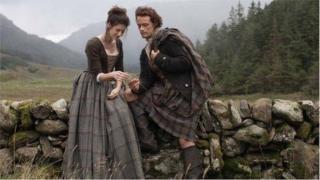 Still from Outlander