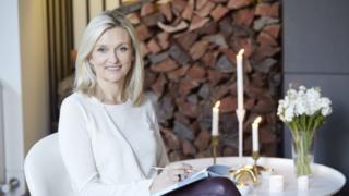 رائدة الأعمال كريستينا كارلسون