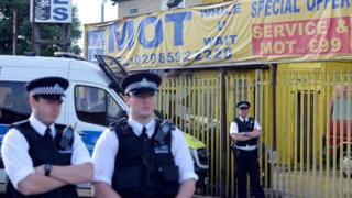 Британ полициясы