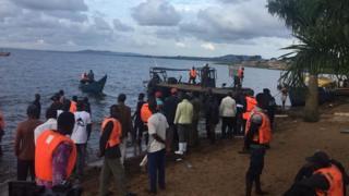 Watu 26 wafariki kwenye ajali ya mashua ziwa Victoria Uganda