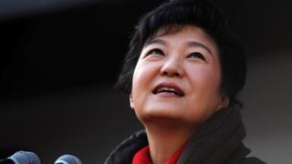Kroea Selatan, Park Geun-hye