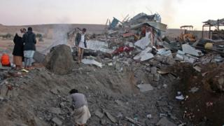 La guerre au Yémen a fait jusqu'ici plus de 8 650 morts dont plus de 5 000 civils.