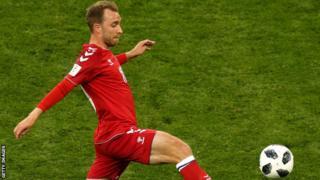 クリスティアン・エリクセンはデンマーク代表での最近14試合で17得点に関係している
