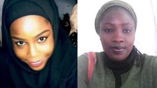 Hauwa Mohammed Liman and Alice Loksha bin dey work for Rann, Borno State northeast Nigeria wen IS kidnap dem.