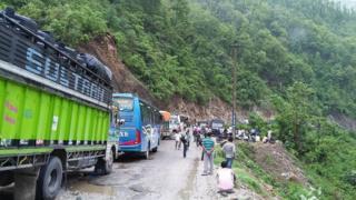 नारायणगढ मुग्लिङ सडक खण्ड