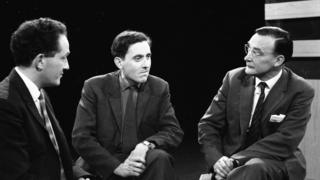 Emrys Roberts, Gerallt Jones and Gwilym Prys Davies