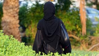 Жінка в ОАЕ