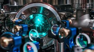 University of Strathclyde neutral atoms experiment