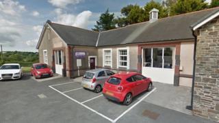 Radio Pembrokeshire studios