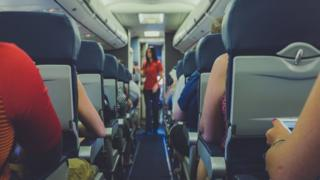 На борту літака
