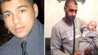 Tauqeer Hussain, 26, and Mohammed Fahsha, 30