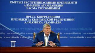 Атамбаев: КСДПдан талапкер болбосо шайлоодо Бабановду колдомокмун.