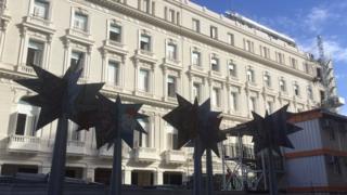 Hotel Manzana