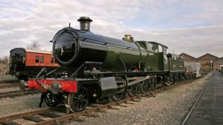 GWR Class 2-8-0 No. 2818