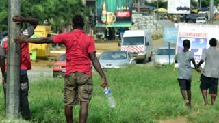 La justice lui reproche d'être un des instigateurs de la tentative d'attaque du camp de gendarmerie Agban le 23 décembre 2012.