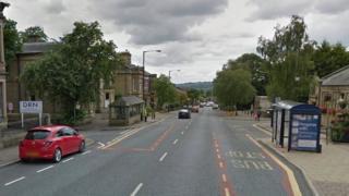 Albert road junction
