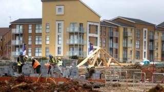 New-build flats
