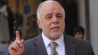 Al-Abadi ya ce IS ta yi saranda