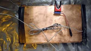 Bomb pressure plate