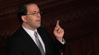 Новый премьер-министр Туниса Юсеф Чахед