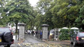 People's Park Portadown