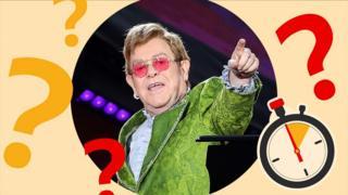 Elton John at Global Citizen festival